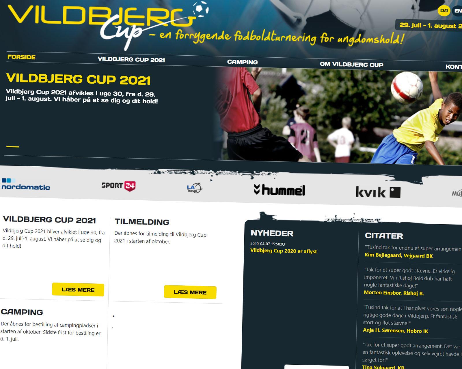 Vildbjerg-Cup